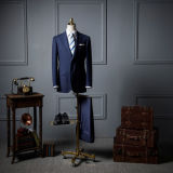 Итальянскими костюм пригонки портноя типа тонкий приспособленный бизнесменами