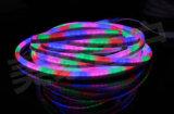 平らな形防水ETL LEDネオンロープライト
