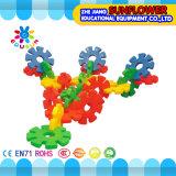 Giocattolo da tavolino di Plasitc dei bambini che affetta le particelle elementari