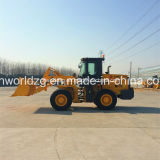 Optional Pallet Fork를 가진 3ton Loader