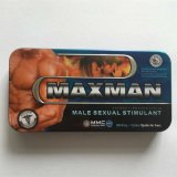 Male 100%年のHerbalのためのMaxman Sex Pills Enhancer Extract