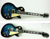 Поставщик сертификата BV/SGS---Гитара Blueburst тела свода типа Aiersi Lp электрическая