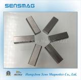 Imán permanente modificado para requisitos particulares fabricación de la aleación de acero para el motor