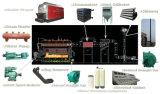 産業固定火格子の固体燃料の無駄の木によって発射される蒸気ボイラか熱湯ボイラー