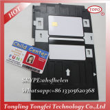 Inkjet PVC Card Tray for ID Card Making