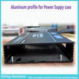 Extrusion en aluminium/en aluminium de profil avec l'anodisation et le traitement en métal