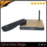 Los canales de televisión árabes del receptor de la cuenta de IPTV se dirigen la caja superior determinada
