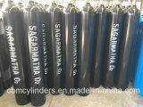 Cilindri di ossigeno dell'ospedale/serbatoi/bottiglie 50L