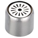 Aérateur de robinet en plastique d'ABS avec le fini de chrome (JY-5097)