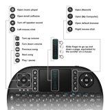 Mini I8 2.4G Draadloos Toetsenbord met Touchpad voor Slimme TV