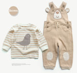 3-12 Monthのための有機性Cotton Infant Cloth Set