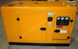 침묵하는 Diesel Engine Portable Generator 24kw