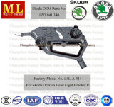 Right Headlight Base, Bracket, Support, Cover for Skoda Octavia (OEM Parts No .: 1Z0 941 340)