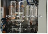 Machine de fabrication en plastique de bouteille d'eau d'animal familier de 4 cavités