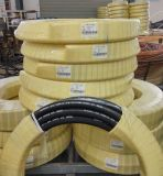 boyau hydraulique en caoutchouc flexible à haute pression de 4sp 38mm Oill
