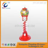 Máquina de Vending Bouncy da esfera da cápsula tripla do brinquedo de Gumball dos doces