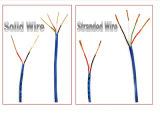 1000FT 22 Maat 4 Kabel van de Draad van het Alarm van de Veiligheid van de Leider de Stevige