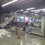 Plástico PP que recicl a linha da peletização