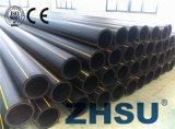 Pipes et garnitures de HDPE de transport de gaz de grand diamètre