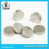 Ímã redondo fino pequeno do Neodymium do disco para a caixa de presente magnética