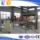 Kt-c Hydraulic Travelling Head Cutting Press para Sole, Abrasive