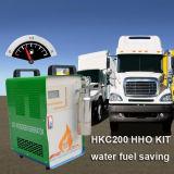 Pilha seca de Hho do gerador do hidrogênio da célula combustível do dispositivo 12V/24V Hho da economia do combustível de Hho