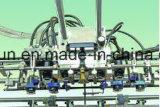 Volle automatische Zufuhr-führender Ausdrücker-Typ Flöte-Laminiermaschine-Maschine