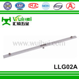Cannelure de norme européenne d'alliage d'aluminium conduisant le levier pour le système multi de fenêtre de tissu pour rideaux et de serrure de point de porte avec ISO9001 (LLG002A)