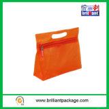 Porte-bagages PP sans tissus Sac à provisions avec manchons découpés