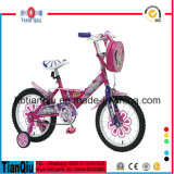 분홍색 Princess Girls Child Bike 중국제 또는 Bags를 가진 Factory Direct Supply Children Bicycle/Kids Bike