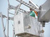 Telescopische Mast die Mmaintenance Eenheid Bmu bouwen