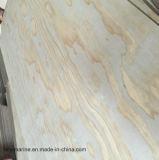 Irradiar la madera contrachapada del pino para el conjunto o el rectángulo