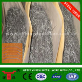 Fibre en acier concrète à faible teneur en carbone avec la force à haute résistance