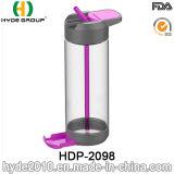 bottiglia di acqua di Tritan personalizzata 700ml BPA liberamente, bottiglia di acqua di plastica all'ingrosso (HDP-2098)