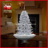 Unique personalizzato Snowing Christmas Tree per Decoration con il LED Lights