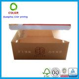 Het goedkope Vakje van de Verpakking van het Voedsel van het Document van de Douane