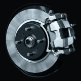 Disque de frein de pièces d'auto avec ISO9001