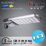 200W luz de calle solar del poder más elevado LED LED