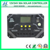 50A 12/24V Solar Charge Controller com LCD Display (QWP-VS5024U)