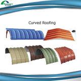 Farbe beschichtetes galvanisiertes Stahldach-Panel-Dach-Blatt