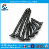 Parafuso fosfatado preto do Drywall do parafuso do Drywall de Jiaxing Haina