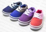 2016の熱い販売の子供のズック靴(RF16177)