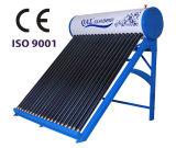 Verwarmer van het Water van het Staal van de Kleur van de Verkoop van de fabriek de Directe Zonne