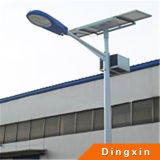 5years Warranty 8m Solar Street Lighting com diodo emissor de luz 40W