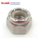 Noix de verrouillage Hex lourdes de DIN934 DIN6915