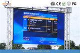 Afficheur LED visuel mobile des panneaux-réclame P16 de camion avec la lecture statique