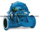 Doppelte Absaugung-aufgeteilter Fall-zentrifugale Wasser-Pumpe (XS)