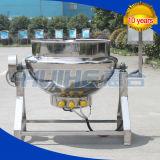 Crisol de cocinar vertical de SUS304/316L (JK)