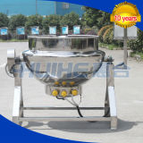 SUS304/316L verticale Kokende Pot (JK)