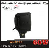 "5.5 "" 60W 크리 사람 LED 반점 광속 일 빛 Offroad 램프 트럭 배 4WD SUV"